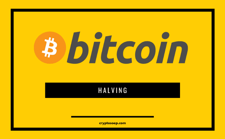 Bitcoin Halving Featured image