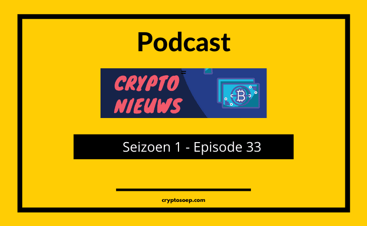 Podcast of Cryptosoep 33 - Cryptosoft