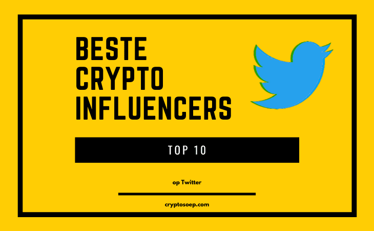 Beste Crypto Influencers Twitter ranked